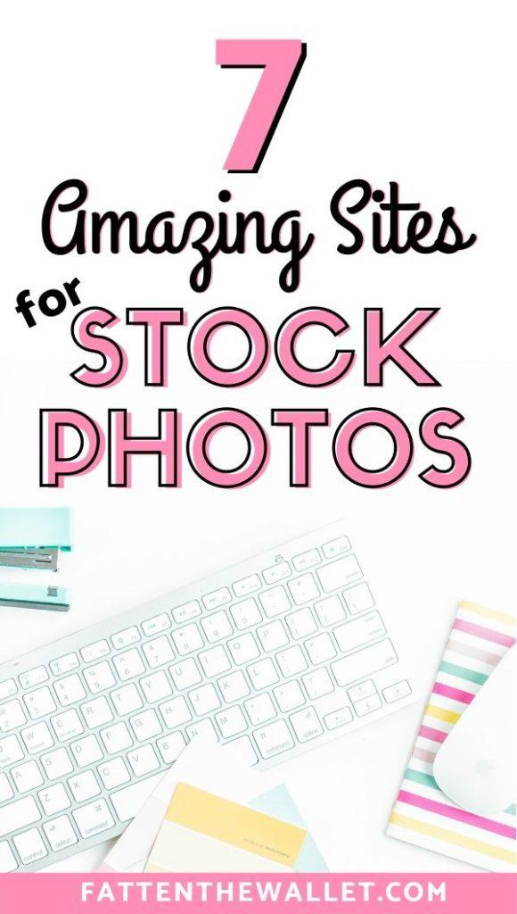 grow your blog with free stock photos