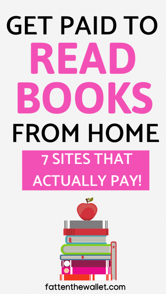 How to get paid to read books online