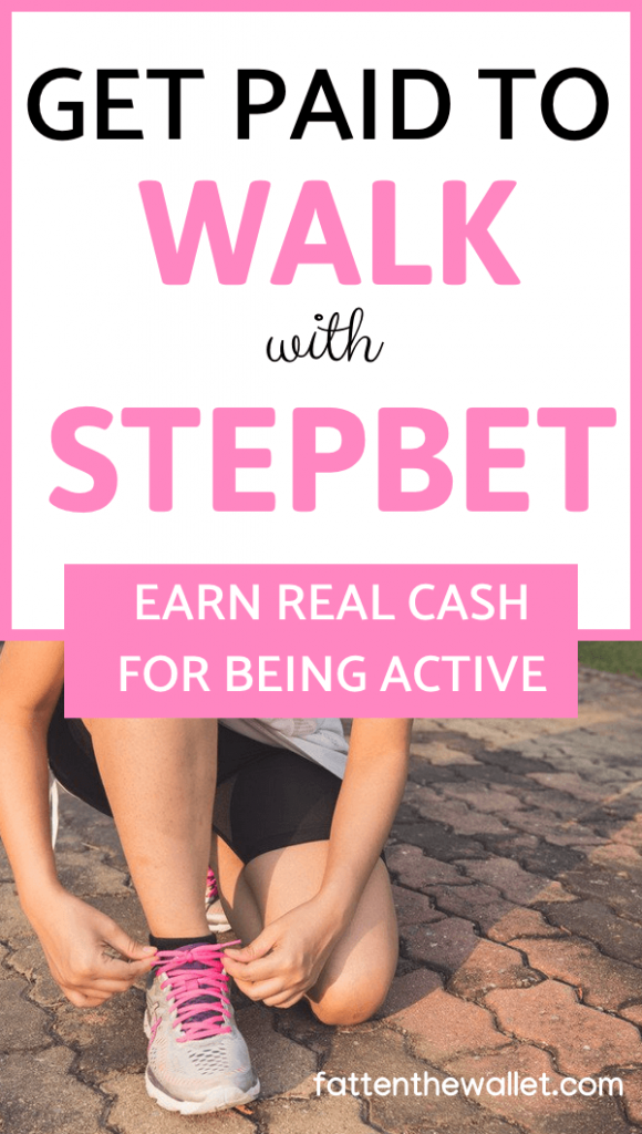 How to make money by walking and being active with Stepbet